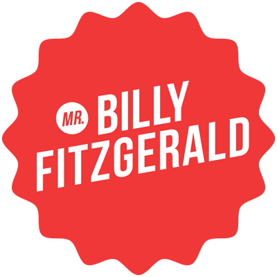 Mr Billy Fitzgerald logo